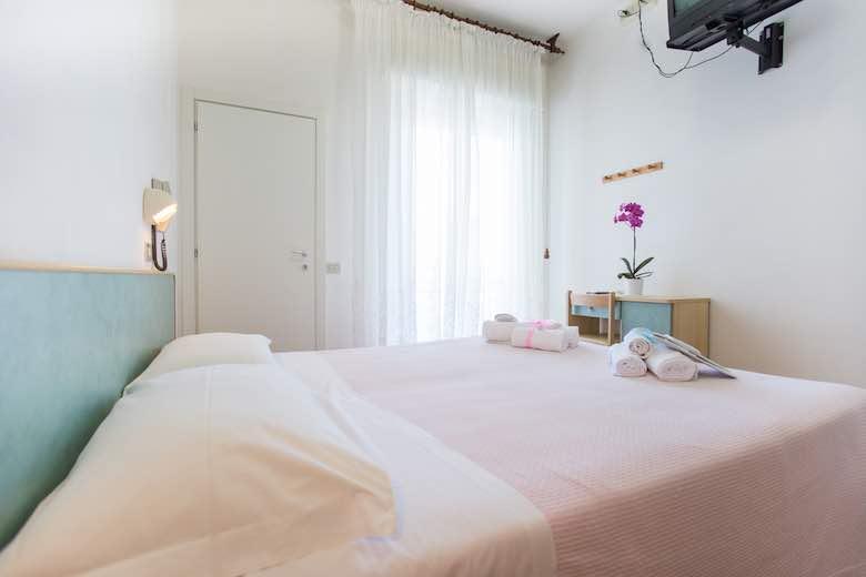 Camera Matrimoniale rosa